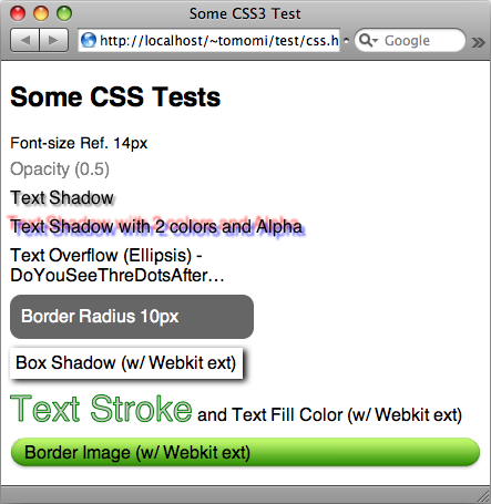 WebKit Nightly