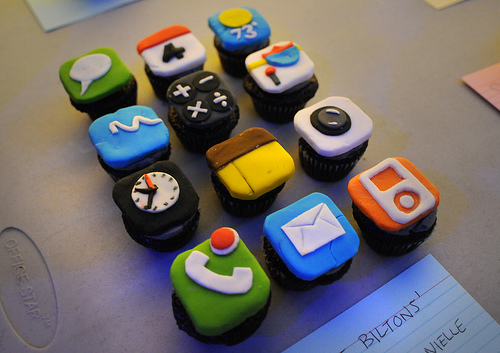 Edible iPhone!
