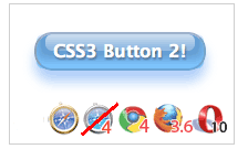 CSS3 Box-Shadow with Inset Values – The Aqua Button ReReVisited