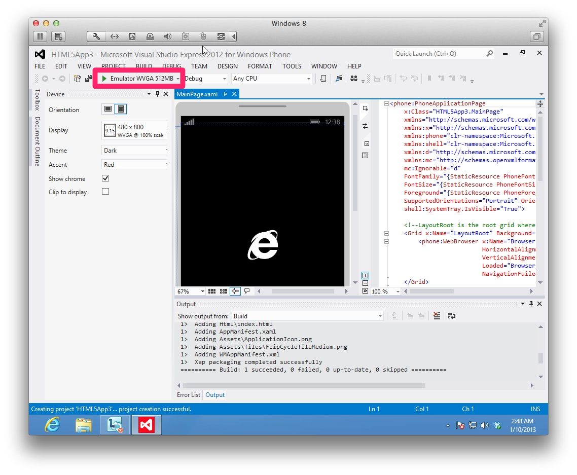 How to Enable WP8 Emulator on Mac – GirlieMac! Blog